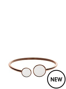 skagen-sea-glass-rose-gold-tone-bangle