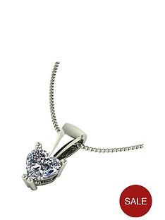 moissanite-9ct-gold-50-point-heart-pendant