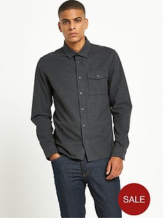 river-island-long-sleeved-flannel-shirt