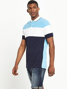 v-by-very-short-sleeve-colournbspblock-polo
