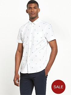 v-by-very-short-sleeve-geo-print-geo-shirt