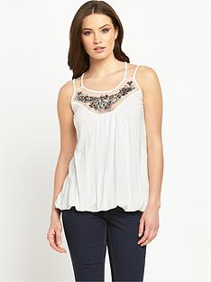 v-by-very-embellished-bubble-hem-jersey-cami-topnbsp