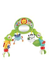 Fisher Price Deluxe Stroller Toy