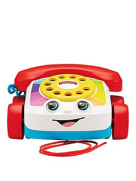 FisherPrice Brilliant Basics Chatter Telephone