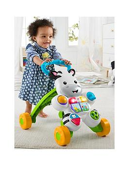 Fisher-Price Fisher-Price Learn With Me Zebra Baby Walker Picture