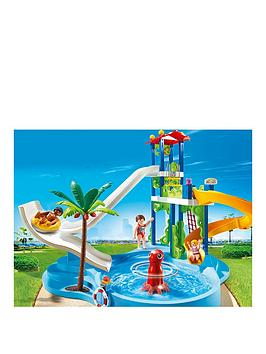 Buy cheap playmobil pool with water slide compare - Playmobil swimming pool with waterslide ...