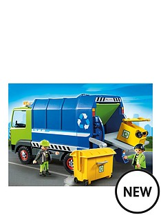 playmobil-playmobil-recycling-truck
