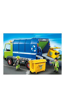 playmobil-recycling-truck