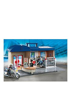 playmobil-take-along-police-station