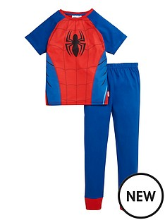 spiderman-spiderman-dress-up-pyjama