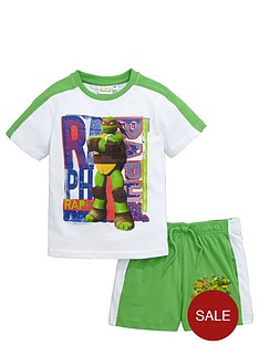 teenage-mutant-ninja-turtles-boys-raphael-t-shirt-and-shorts-set