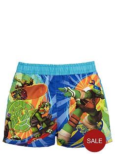 teenage-mutant-ninja-turtles-boys-printed-board-shorts