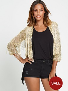 rochelle-humes-fringe-beaded-jacket