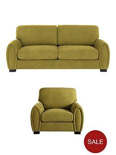 seahamnbsp3-seaternbspfabric-sofa-armchair-buy-and-save