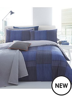 denim-patchwork-digital-print-duvet-cover-set-multi