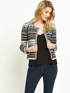 v-by-very-statement-pattern-cardigan