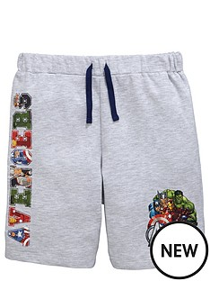 marvel-boys-jog-shorts