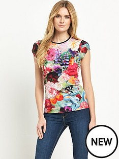 ted-baker-floral-swirl-print-tee