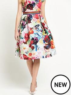 ted-baker-floral-swirl-full-midi-skirt