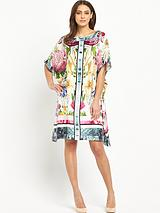 Ted Baker Encyclopedia Block Loose Tunic