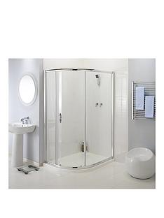 aqualux-aqualux-900mm-single-door-off-set-quadrant-and-tray-package-left