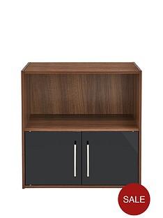 metro-gloss-2-door-1-shelf-storage-unit