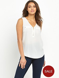 v-by-very-zip-detail-sleeveless-blousenbsp