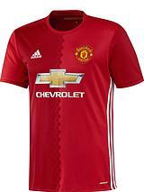 Manchester United Mens 16/17 Home Shirt