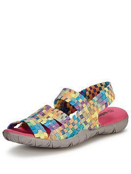 adesso-reevanbspflat-sandal
