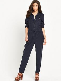miss-selfridge-cotton-jumpsuitnbsp