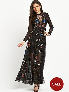miss-selfridge-embroidered-and-lace-maxi-dress