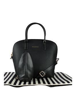 Babybeau Charlie Tote Changing Bag Black