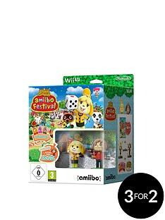 wii-u-animal-crossing-festival-with-2-amiibo-and-3-cards