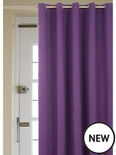 woven-thermal-blackout-eyelet-door-curtain