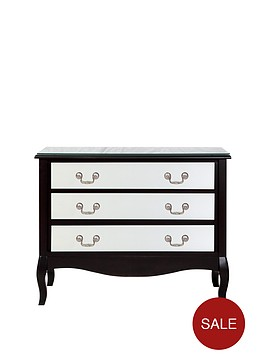 new-elyseenbspwide-3-drawer-chest-mirrored-front
