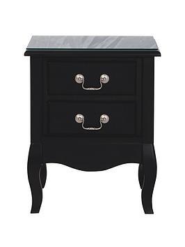new-elyseenbsp2-drawer-bedside-cabinet-plain-front