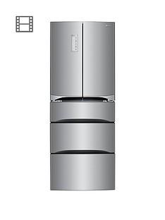 lg-gb6140pzqv-multi-door-american-style-fridge-freezer-silver