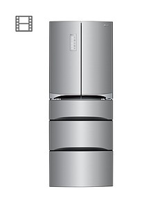 lg-gb6140pzqv-multi-door-fridge-freezer-shiny-steel