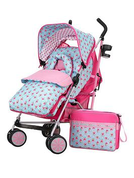 obaby-zeal-stroller-bundle-cottage-rose