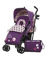 Zeal Stroller Bundle -Little Cutie