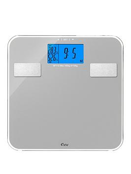 Weight Watchers   Precision Analyser Glass Scale
