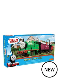 hornby-thomas-and-friends-percy-and-the-mail-train-set