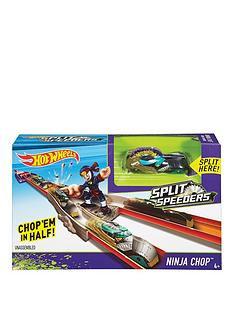 hot-wheels-hot-wheels-split-speeders-ninja-chop-track-set