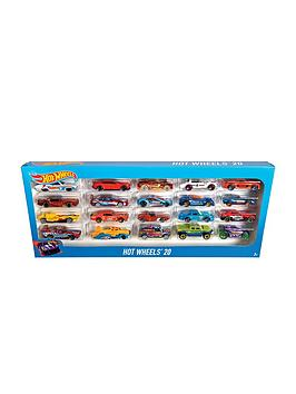 Hot Wheels Hot Wheels 20 Pack Diecast Cars Picture