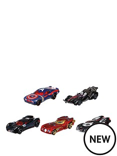 civil-war-character-car-5-pack