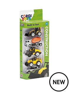 corgi-toys-diecast-5-pack-construction