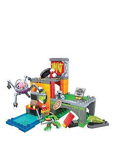 mega-bloks-teenage-mutant-ninja-turtles-half-shell-heroes-turtles-lair-battle-playset