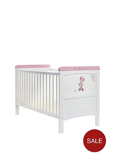 minnie-mouse-cot-bed-love-minnie
