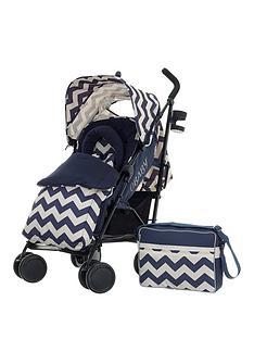 obaby-zeal-stroller-bundle