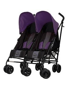 obaby-apollo-twin-stroller